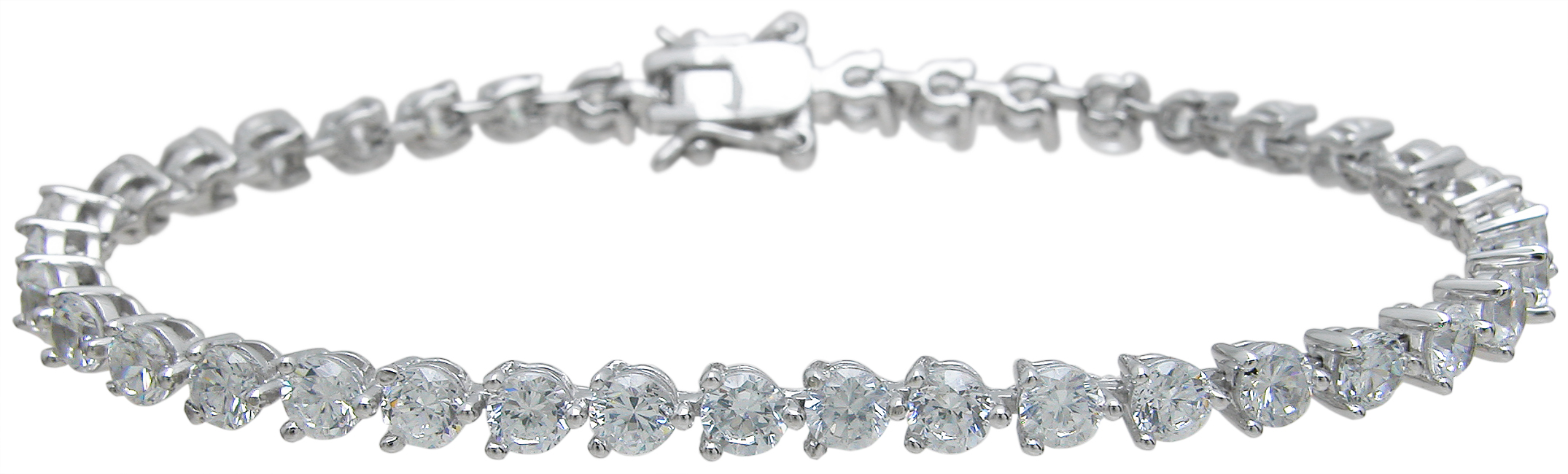aa1f53987 Wholesale 925 Sterling Silver Tiffany Style Bracelet